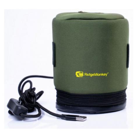 RIDGEMONKEY ECOPOWER USB HEATED GAS CANISTER COVER - Warmhalter der Gaskartusche
