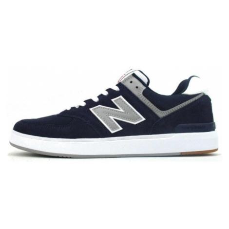New Balance AM574NYR schwarz - Herren Sneaker
