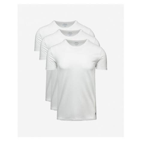 Polo Ralph Lauren Unter T-Shirt 3 St. Weiß