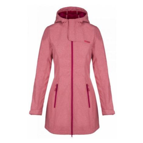 Loap LINZI rosa - Damen Softshellmantel