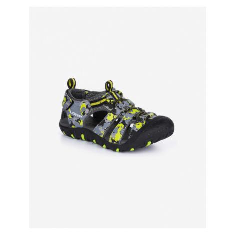 Schwarze sandalen für jungen