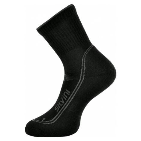 Socken Silvini Lattari UA904 schwarzkohle