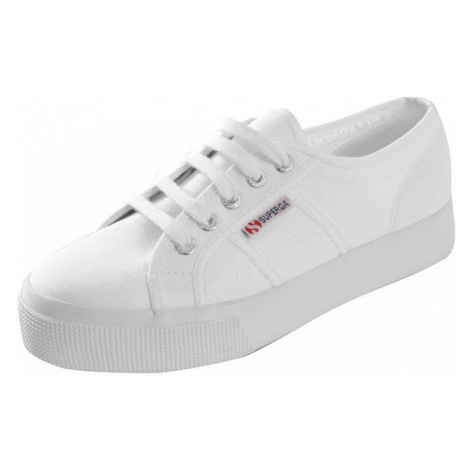 Sneaker 'Classic' hoch weiß, Superga