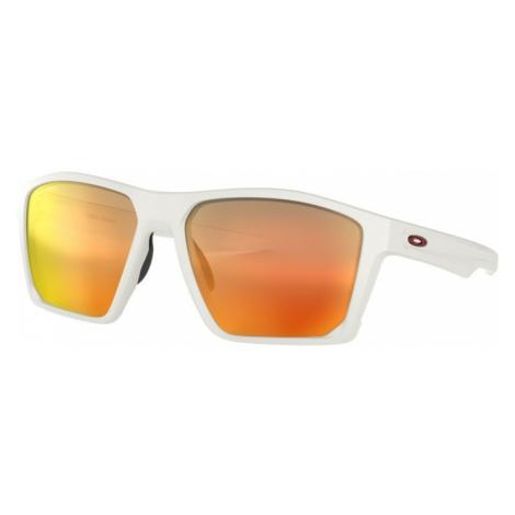 Sonnen Brille OAKLEY Ziellinie Matte White w/ PRIZM Ruby