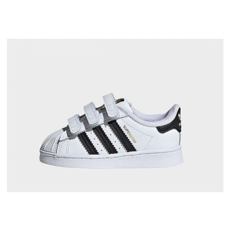 Adidas Originals Superstar Schuh - Cloud White / Core Black / Cloud White, Cloud White / Core Bl
