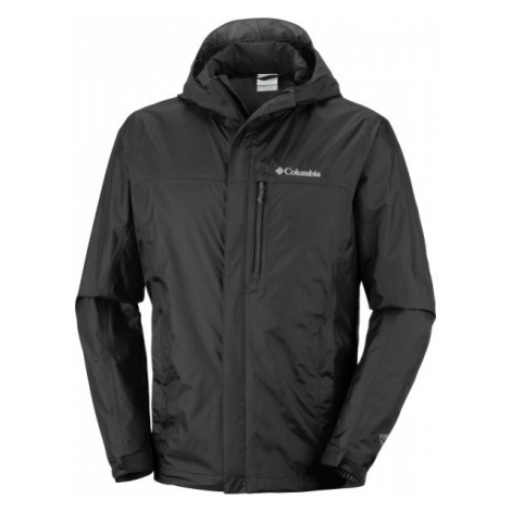 Columbia POURING ADVENTURE schwarz - Herren Outdoorjacke