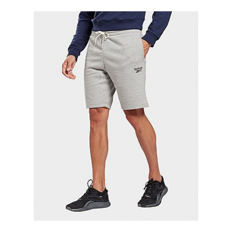 Reebok reebok identity shorts - Medium Grey Heather - Herren, Medium Grey Heather