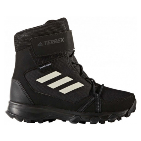 adidas TERREX SNOW CF CP CW K schwarz - Kinder Outdoorschuhe