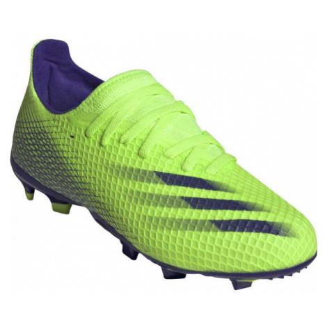adidas X GHOSTED.3 FG J - Kinder Fußballschuhe