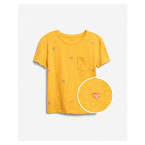 GAP Kinder  T‑Shirt Gelb