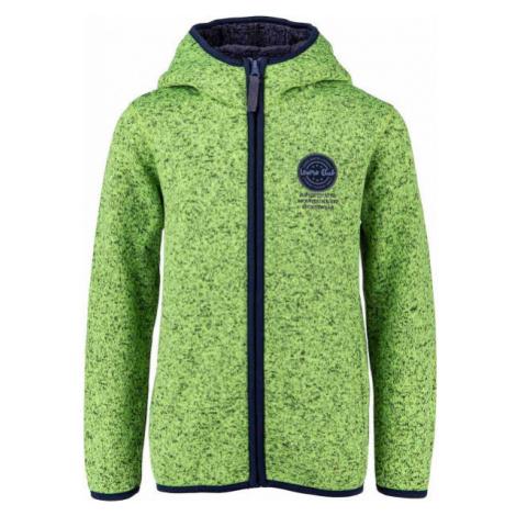 Lewro SOLON grün - Sweatshirt für Kinder