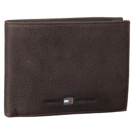 Tommy Hilfiger Geldbörse Johnson Wallet 0659 Brown (0.3 Liter)