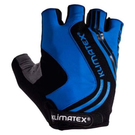 Klimatex RAMI blau - Radlerhandschuhe für den Herrn