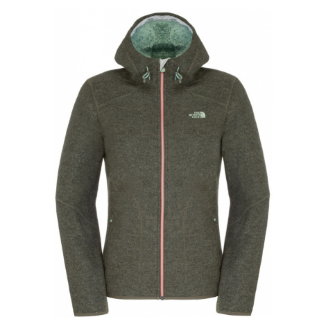 Sweatshirt The North Face W ZERMATT FULL ZIP HOODIE CG077D0