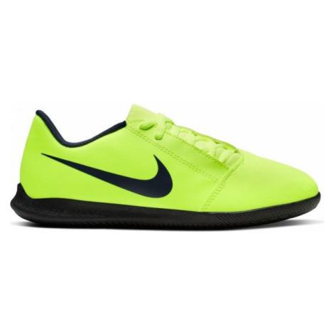 Nike JR PHANTOM VENOM CLUB IC hellgrün - Hallenschuhe für Kinder