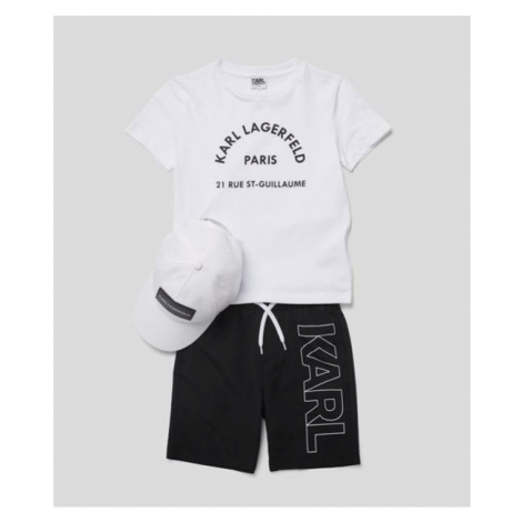 T-Shirt mit Logo Karl Lagerfeld