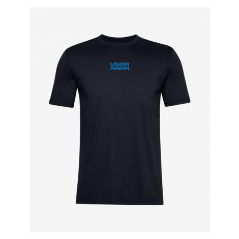 Under Armour Basketball Graphic T-Shirt Schwarz