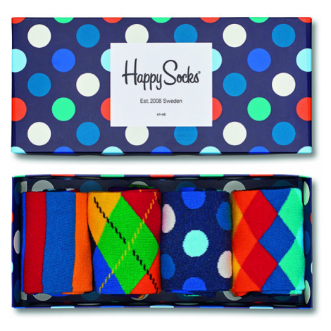 klassische Socken für Damen Happy Socks