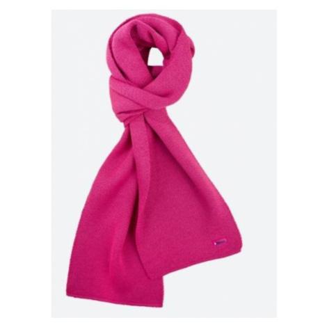 Gestrickter Merino Schal Kama S22 114 pink