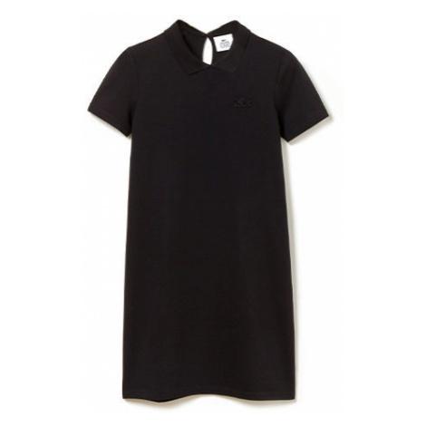 Lacoste WOMEN S DRESS schwarz - Kleid