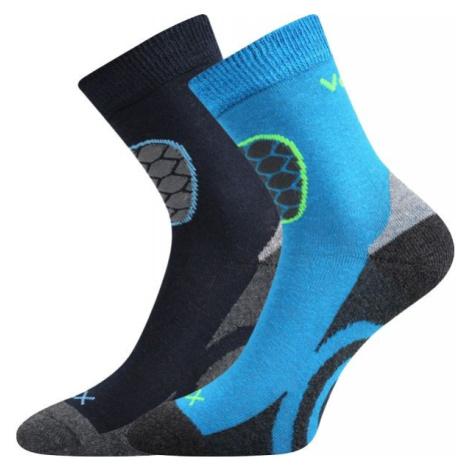 Voxx LOXIK 2P schwarz - Kinder Frottee Socken