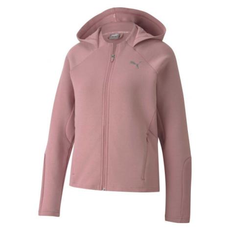 Puma EVOSTRIP FULL ZIP-HOODIE - Damen Sweatshirt