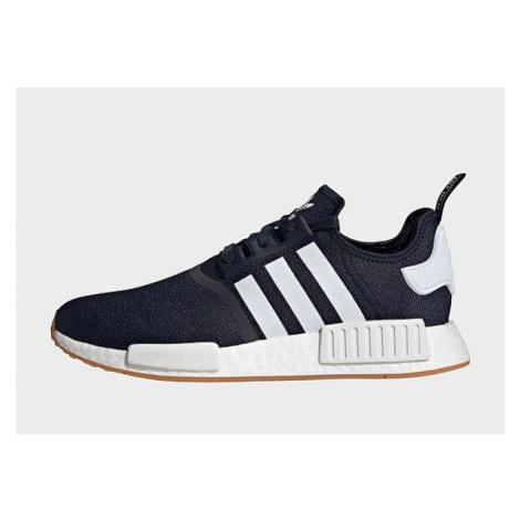 Adidas Originals NMD_R1 Schuh - Collegiate Navy / Cloud White / Gum - Damen, Collegiate Navy / C