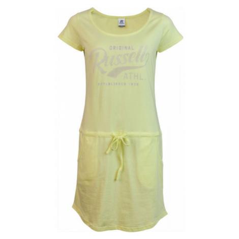 Russell Athletic GELBES KLEID gelb - Kleid