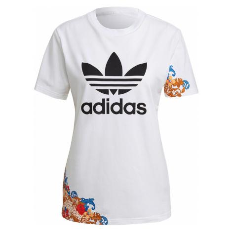 Adidas Originals T-Shirt Damen T-SHIRT GN3354 Weiß