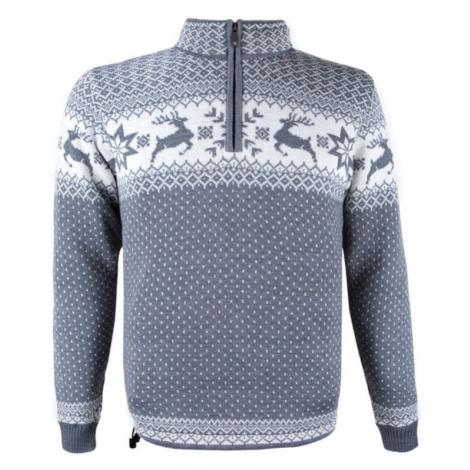 Sweater Kama 3043 - WS - 109 grau
