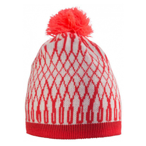 Caps CRAFT Snow Flake 1905530-452900 - red