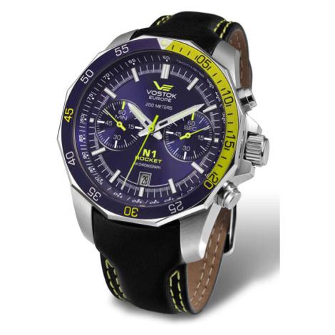 Vostok Europe Chronographen: 6S21-2255253 L