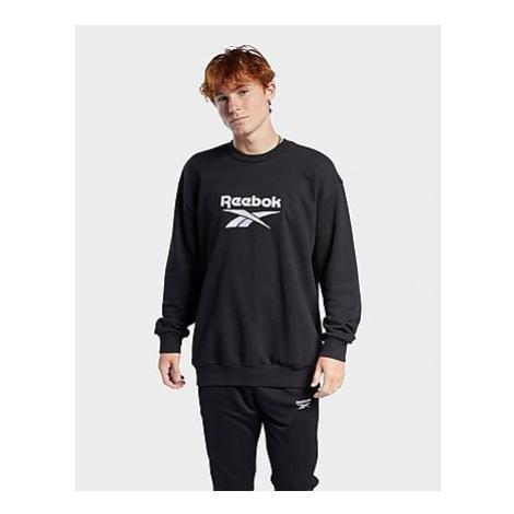 Reebok classics vector crew sweatshirt - Black - Damen, Black