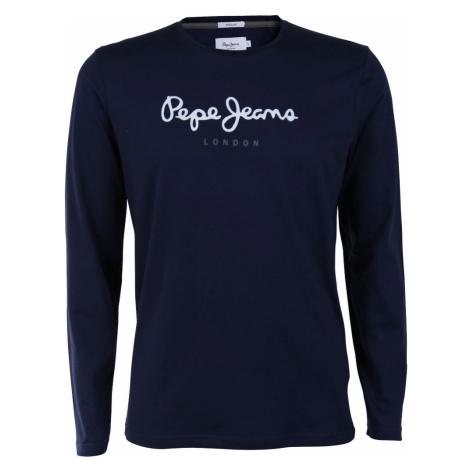 Pepe Jeans London Herren Langarm-Shirt Eggo Long