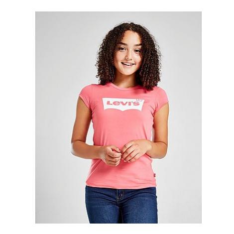 Levis Girls' Batwing T-Shirt Kinder - Kinder Levi´s