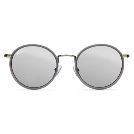 Kapten & Son Sonnenbrille Amsterdam All Grey Mirrored