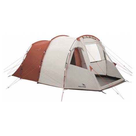Easy camp Huntsville 500 Familienzelt grau/orange,grey