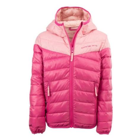 ALPINE PRO OBOKO 2 rosa - Kinderjacke