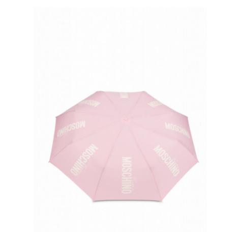 Regenschirm Openclose Mit Logo Moschino