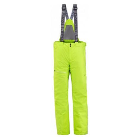 Spyder DARE GTX PANT gelb - Herrenhose