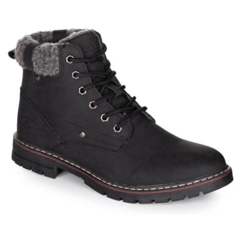 Schwarze worker boots für damen