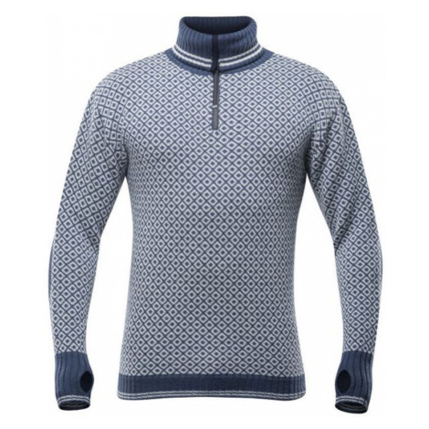 Sweater Devold Slogen sweater Zip Neck TC 750 410 A 287A