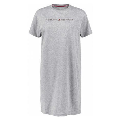 Tommy Hilfiger RN DRESS HALF SLEEVE - Verlängertes Damenshirt