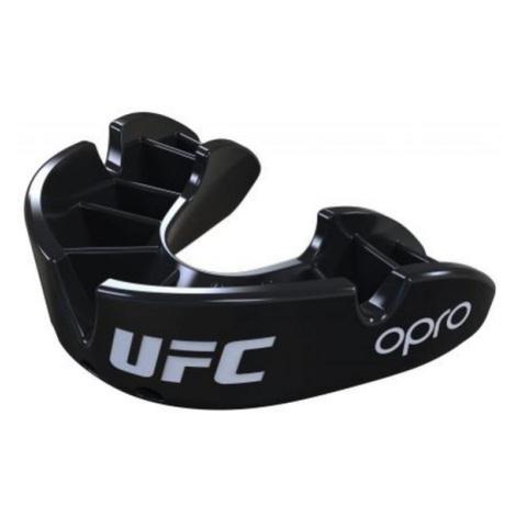 Opro UFC BRONZE schwarz - Mundschutz