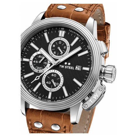 TW Steel CE7004 CEO Adesso Chronograph 48mm 10ATM