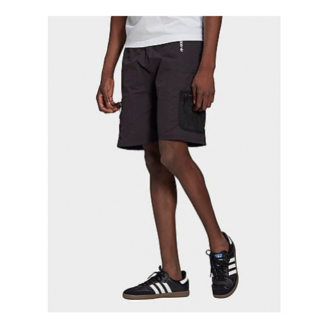 Adidas Originals Adventure Woven Cargoshorts - Black - Herren, Black
