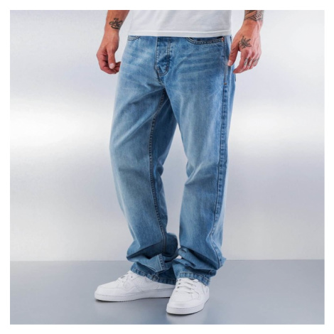 Rocawear / Loose Fit Jeans Tap in blue