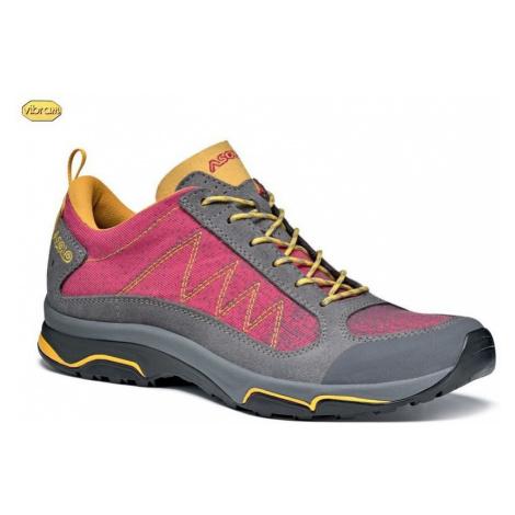 Schuhe Asolo Fury ML donkey/fuchsia/A144