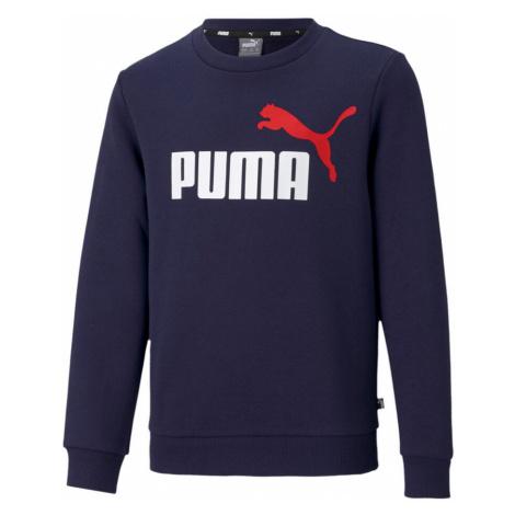 Essential 2 Col Big Logo T-Shirt Puma