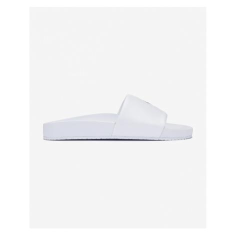 Polo Ralph Lauren Cayson Pantoffeln Weiß